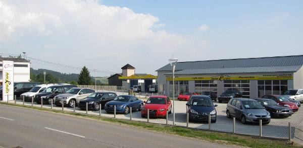 Auto Reiter in Hofkirchen